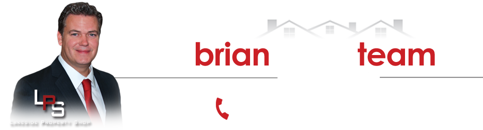 Lakeside Property Shop Real Estate Marketing by Brian LaDue
